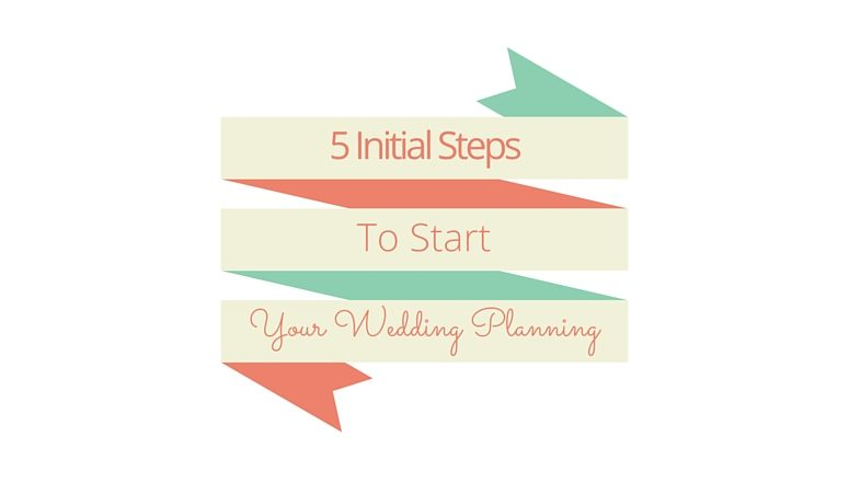Wedding Planning Steps
