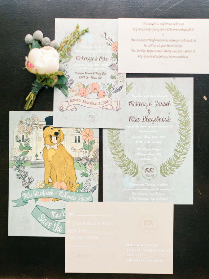 pet invitations