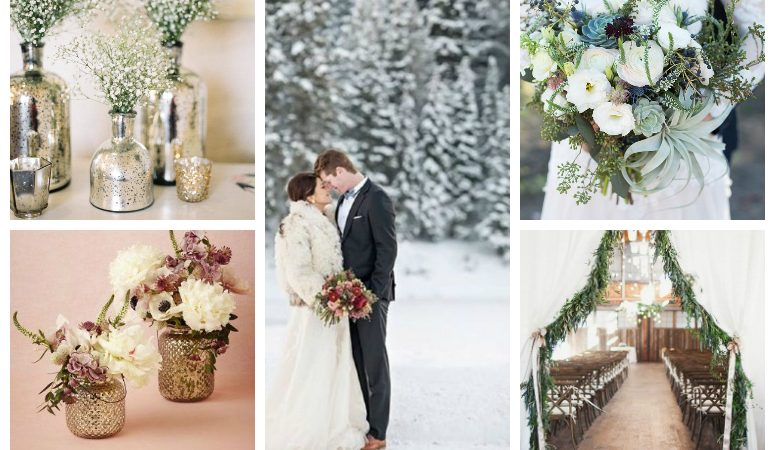 Gorgeous Winter Wedding Inspiration