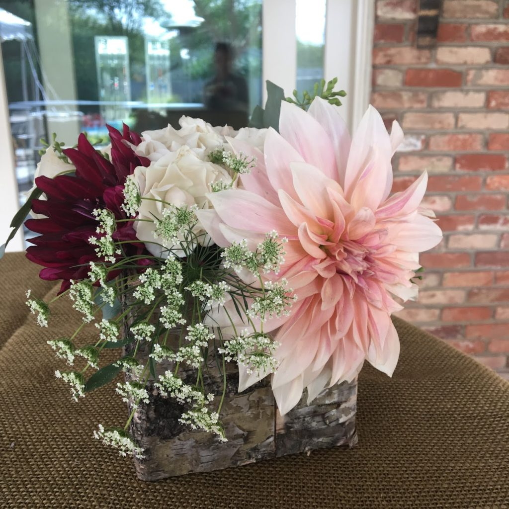 Cincinnati Seasonal Wedding Flowers - Fall