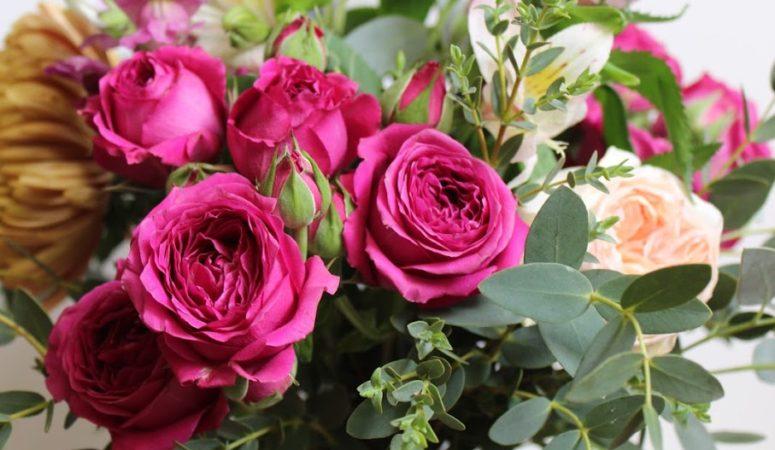 Cincinnati Seasonal Wedding Flowers - Summer