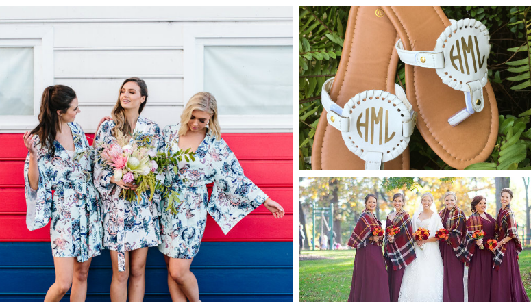 5 Practical Bridesmaid Gifts They'll LOVE