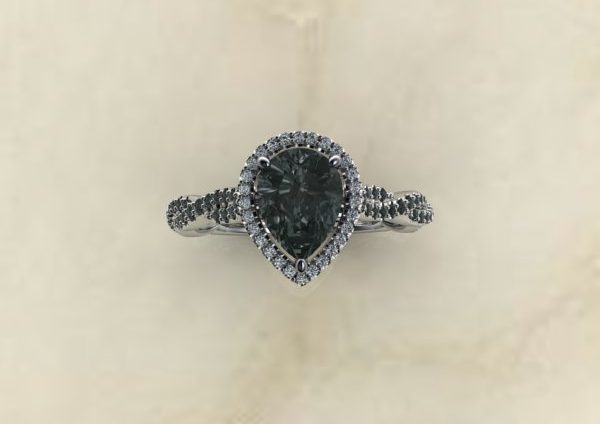 2017 Engagement Ring Trends Honey Designs