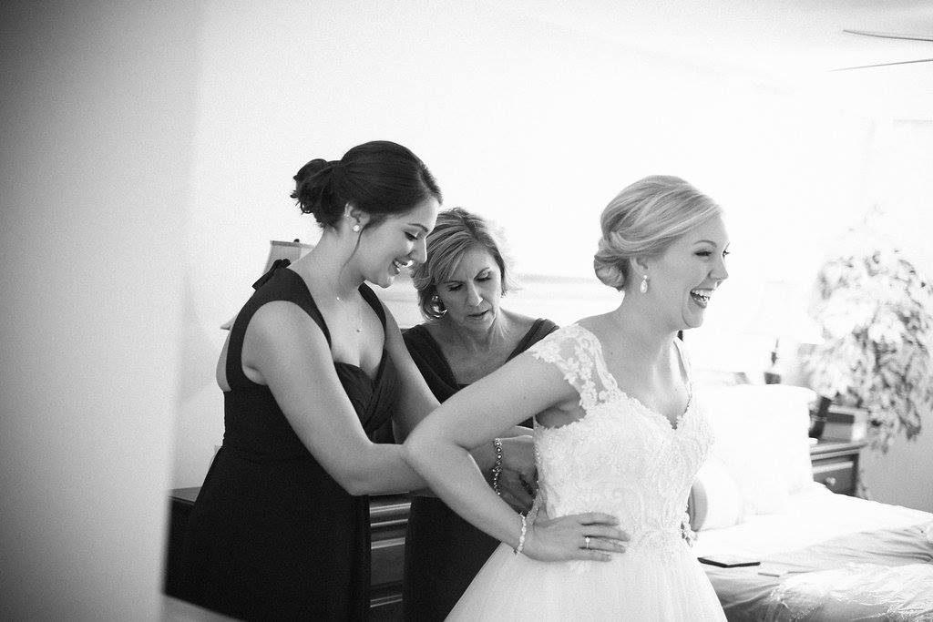 Wedding Morning Tips - Cincinnati Wedding Planners