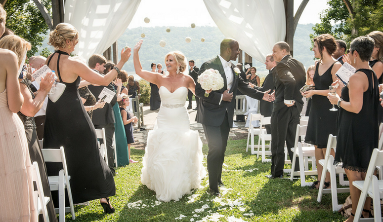 Alms Park - Cincinnati Wedding Planner