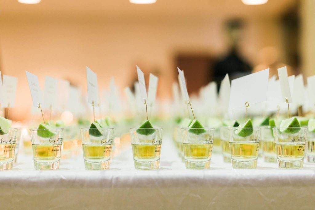 Wedding Favors Guests will Love - Alcohol