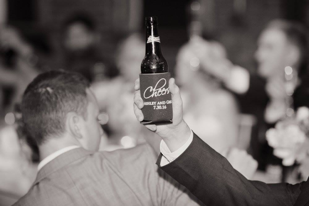 Wedding favors guests will love - beverage items