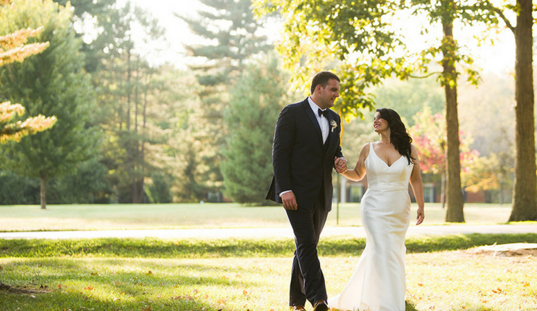 Aisha & Gordy's Little Red Schoolhouse Wedding