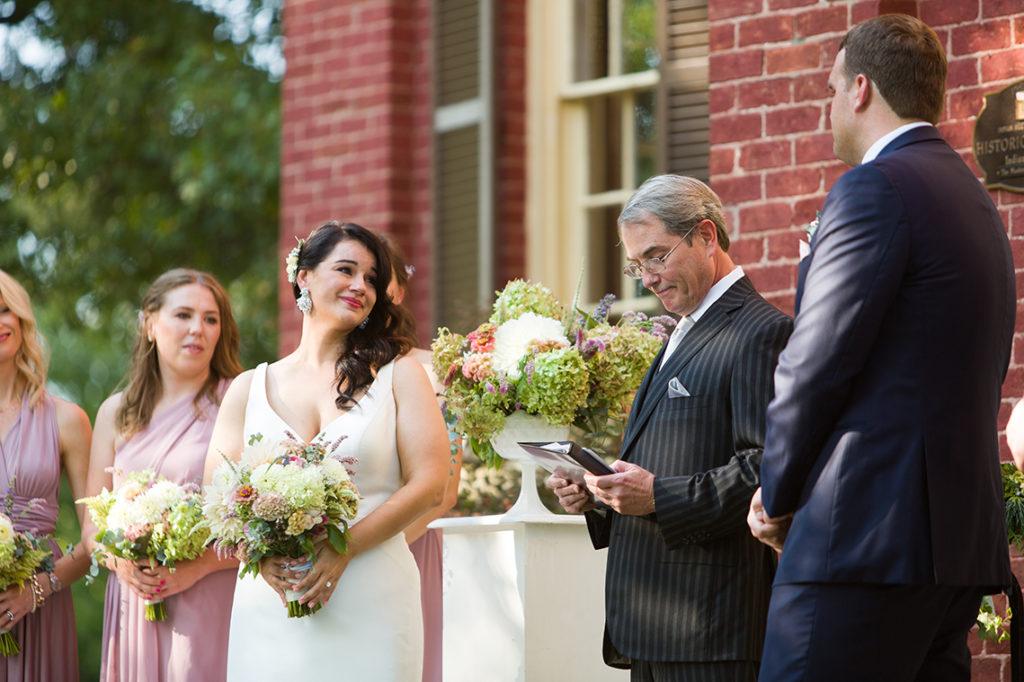 Little Red Schoolhouse - Cincinnati Wedding Planners