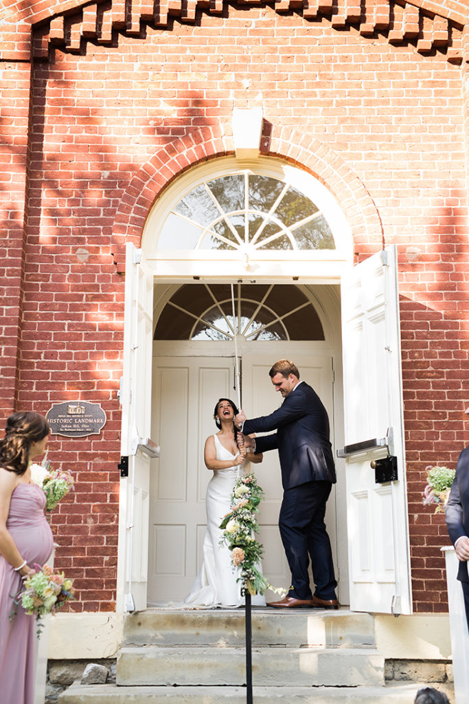 Little Red Schoolhouse Wedding - Cincinnati Wedding