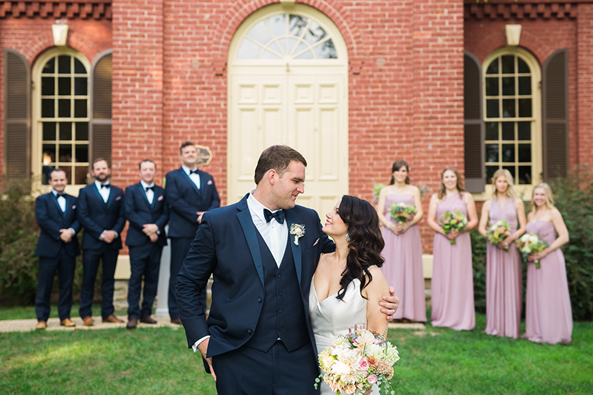Little Red Schoolhouse Wedding - Cincinnati Wedding Planner