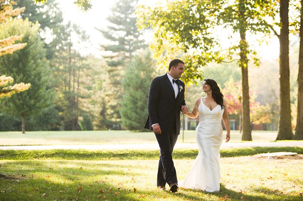Little Red Schoolhouse Wedding - real wedding