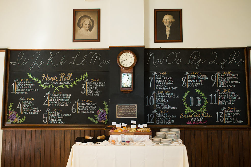 Little Red Schoolhouse Wedding - Village Pantry Catering