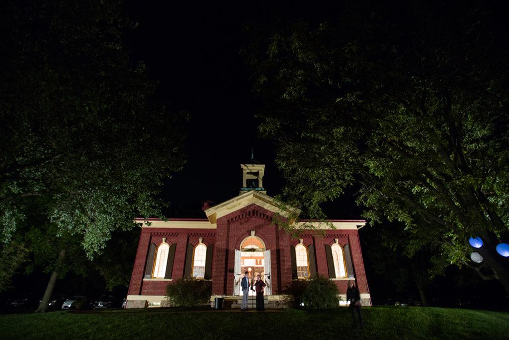 Little Red Schoolhouse Wedding - Wedding Planner
