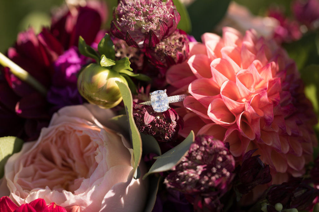 Keeping your engagement ring sparkling - Cincinnati Day Of Coordinator