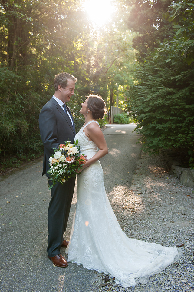 Inn at Oneonta - Cincinnati Wedding Planner