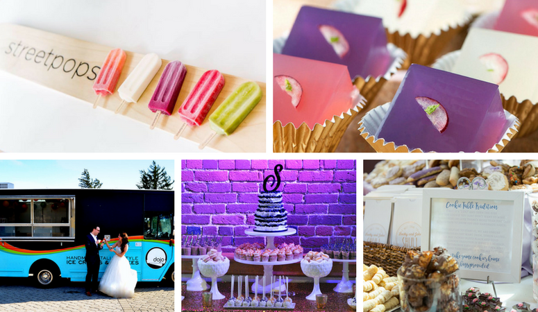 5 Fun Budget-Friendly Wedding Desserts