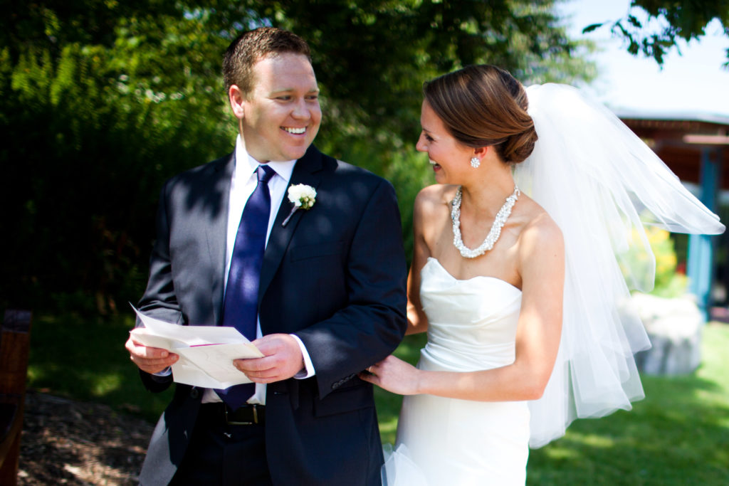 Reasons to do a First Look - Wedding Planning Cincinnati