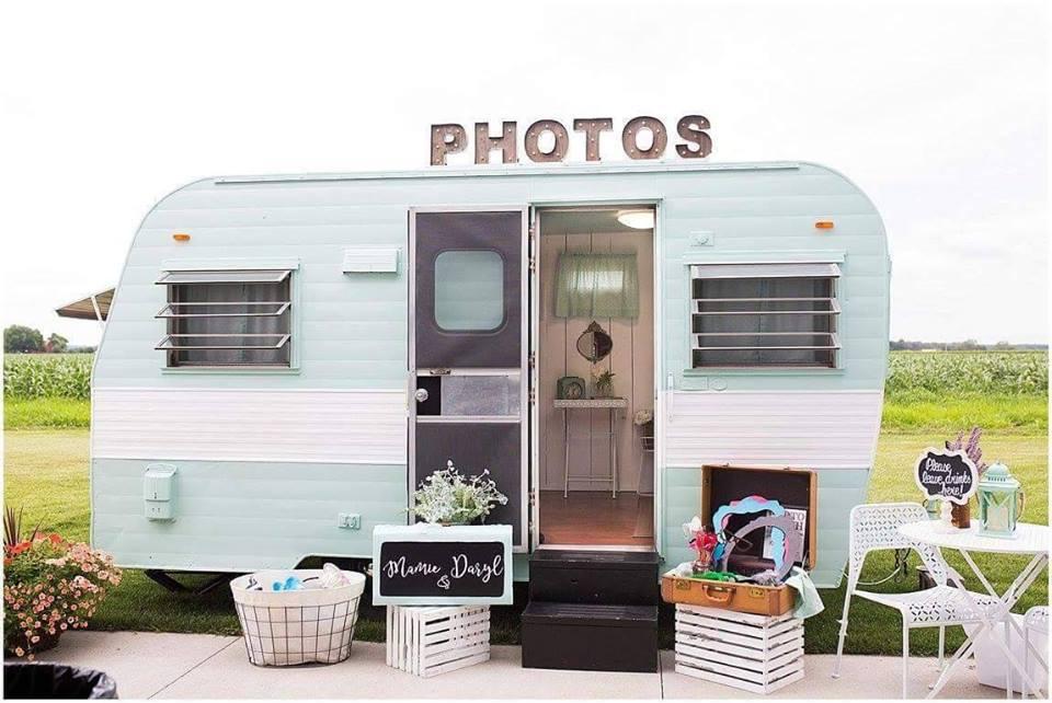 Unique Photo Booth - Hocus Focus Photo Booths