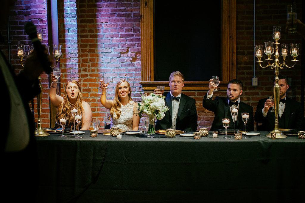 Mavris Arts & Events Center Wedding