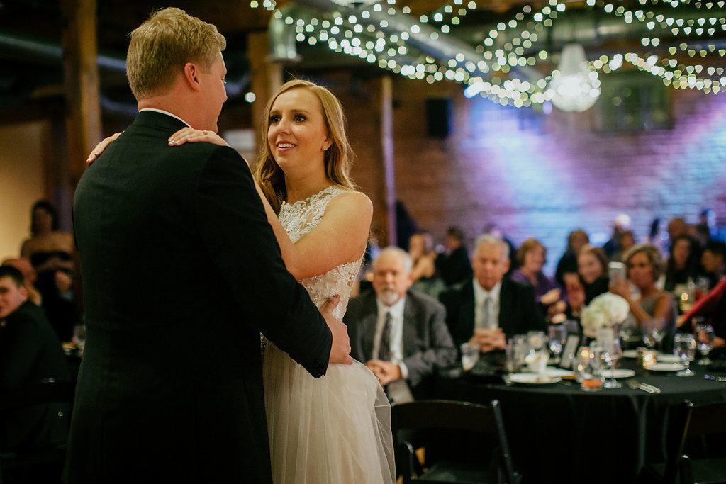 Mavris Arts & Events Center Wedding - First Dance