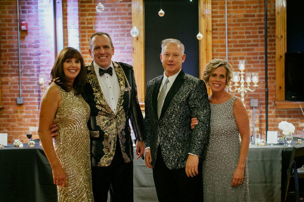 Mavris Arts & Events Center New Years Eve Wedding