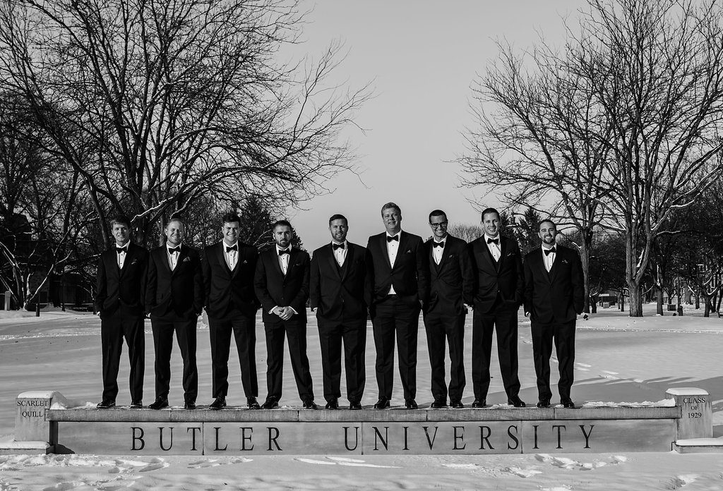 Butler University Wedding - Mavris Wedding