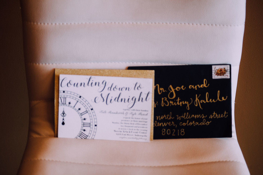 Mavris Wedding - Wedding Invitations