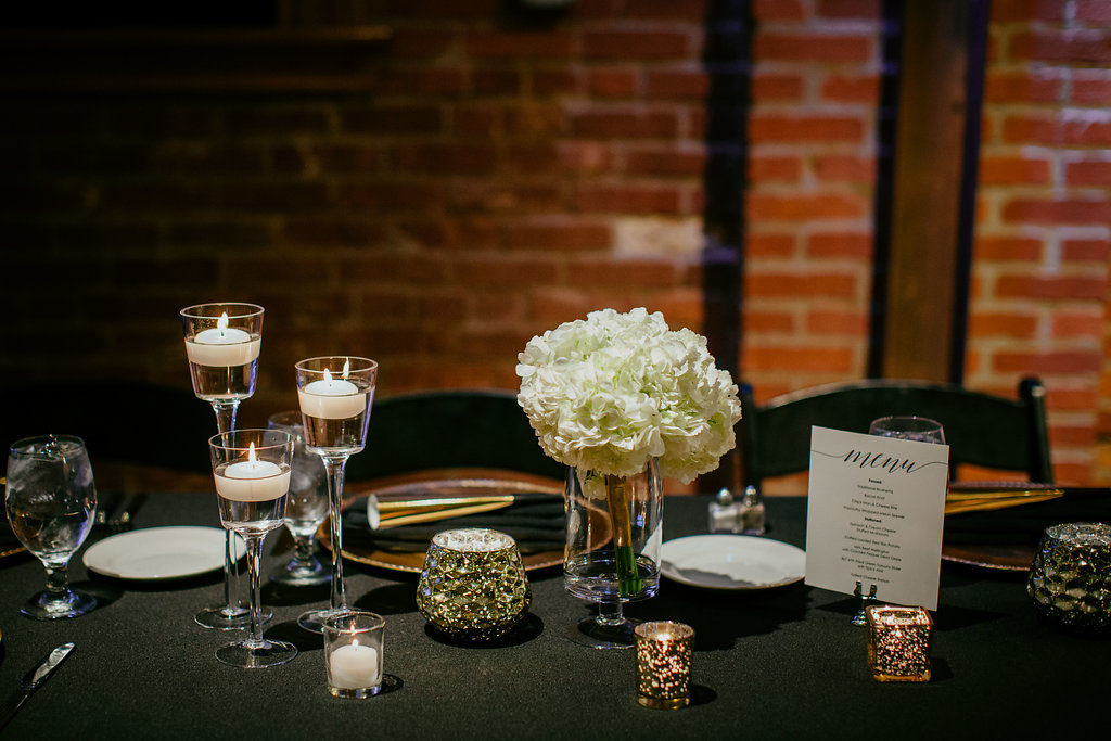 Mavris Arts & Events Center Wedding