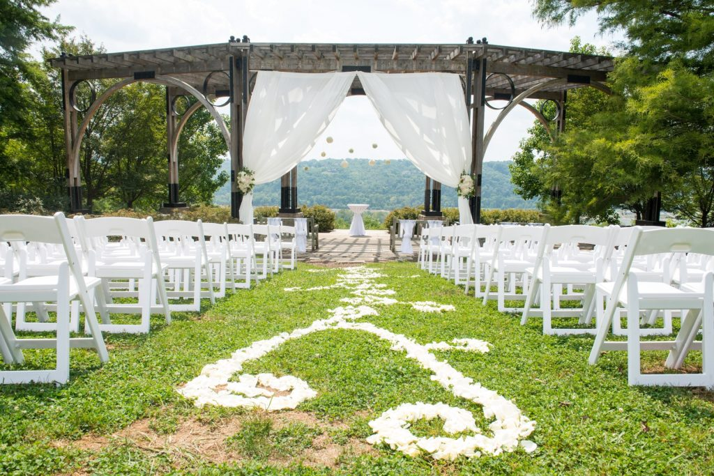 Alms Park Wedding - Cincinnati Wedding Planner