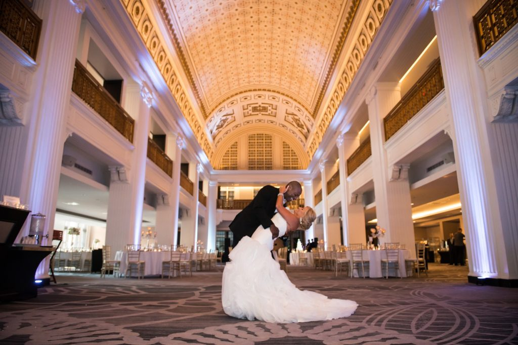 Renaissance Cincinnati Wedding
