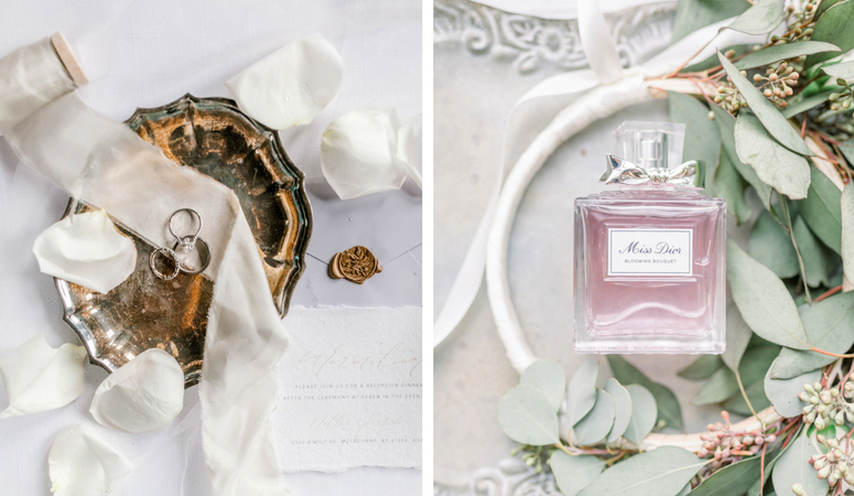 A Bride's Checklist for Amazing Wedding Detail Shots