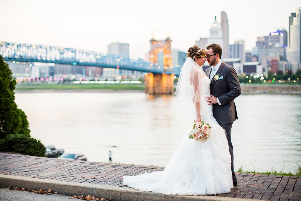 Hotel Covington Wedding - Downtown Cincinnati