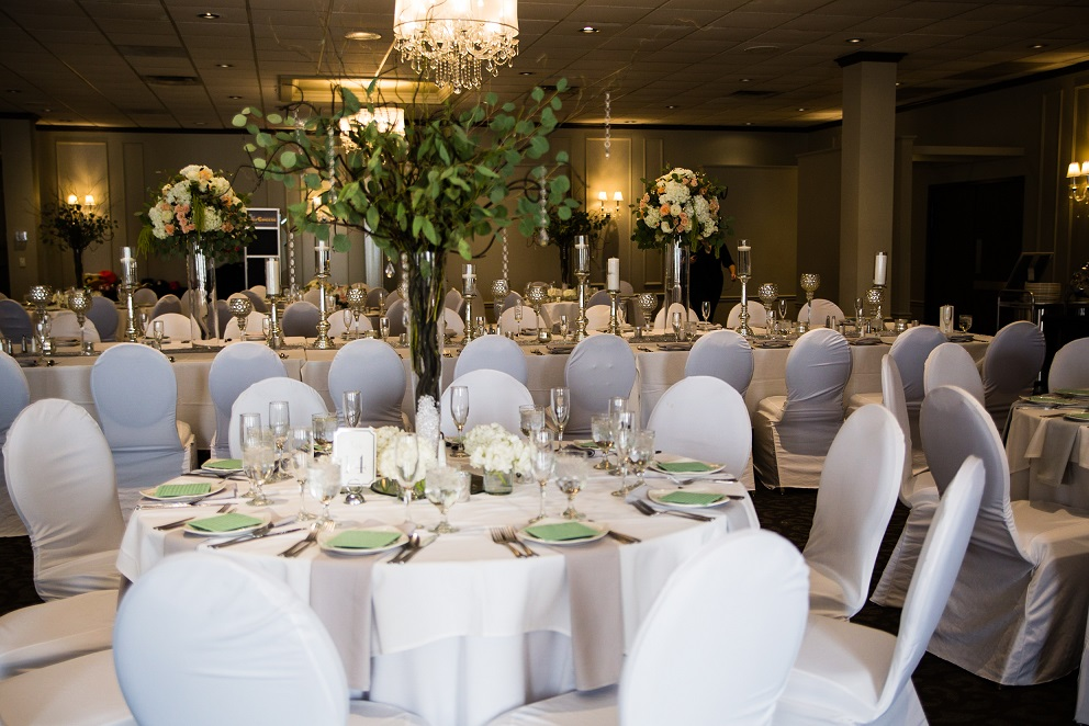 Madison Event Center - Hotel Covington Wedding