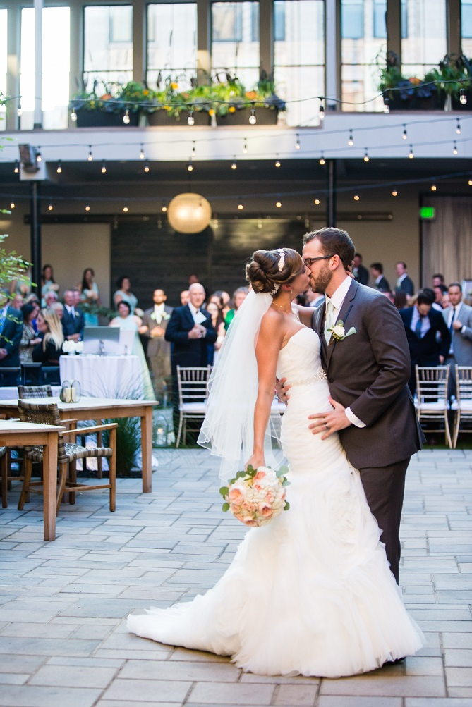 Hotel Covington Wedding - Urban Venue