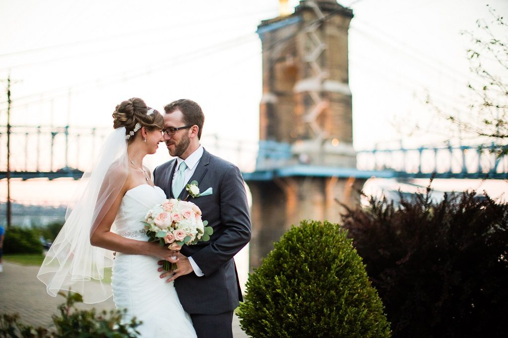 Hotel Covington Wedding - Millionaire's Row