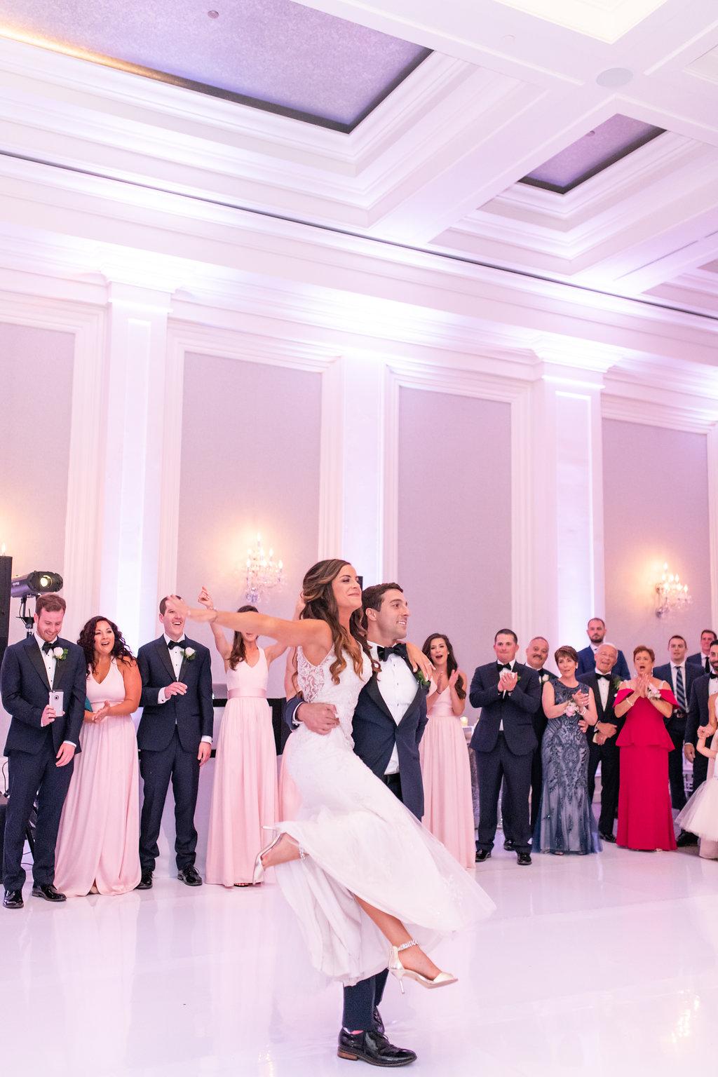 Ballroom at Ellis Preserve Wedding
