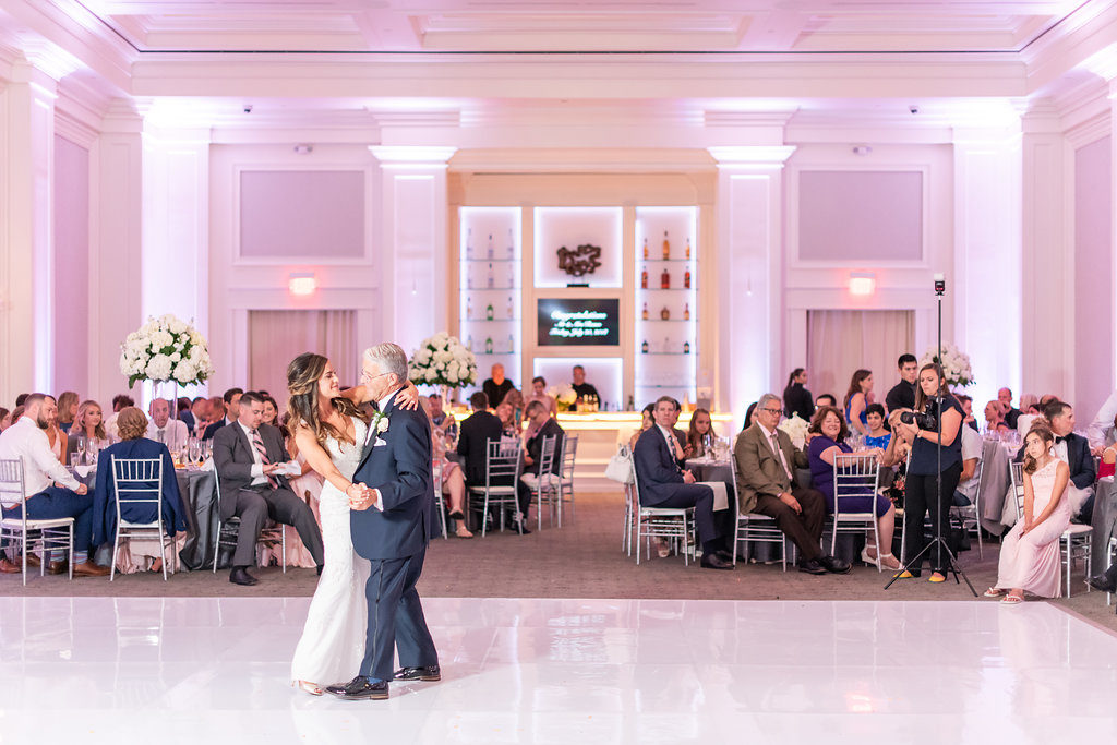 Ballroom at Ellis Preserve Wedding