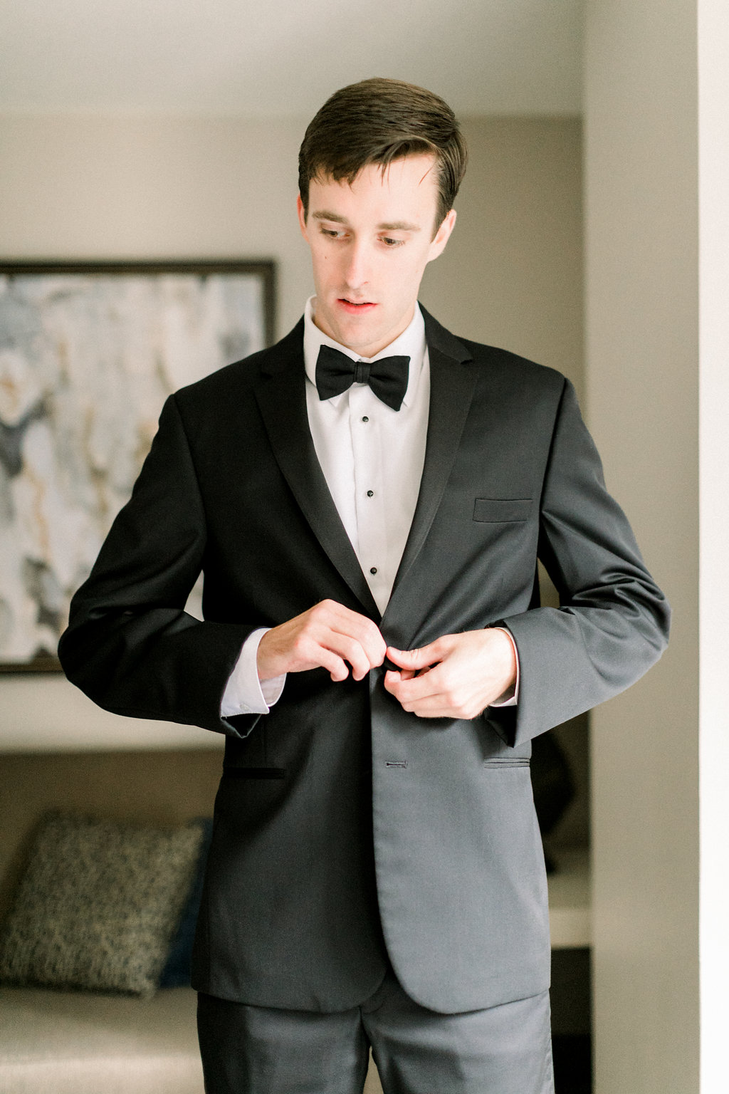 Ault Park Wedding - Cincinnati Groom