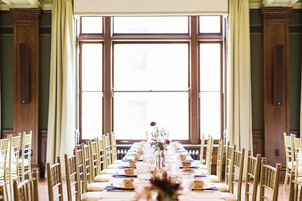 Memorial Hall Wedding - Cincinnati Wedding