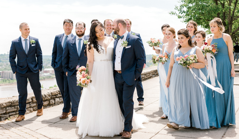 Jonas & Bo's Cincinnati Art Museum Wedding
