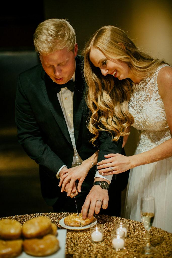 Mavris Arts & Events Center Wedding - Cincinnati Wedding Planner