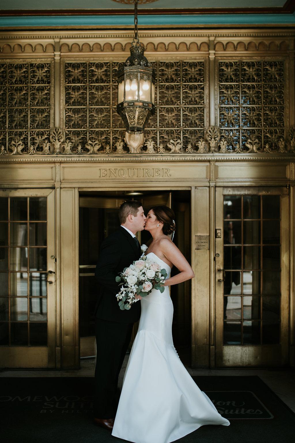 The Phoenix Cincinnati Wedding - Hampton Inn