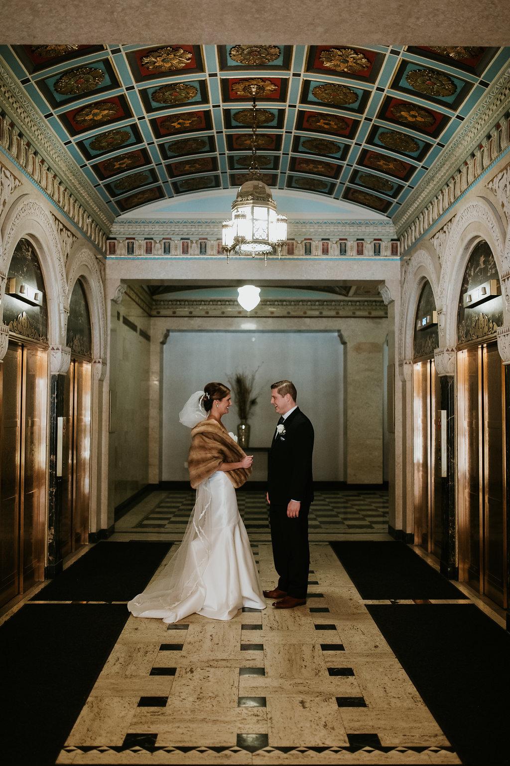 The Phoenix Cincinnati Wedding