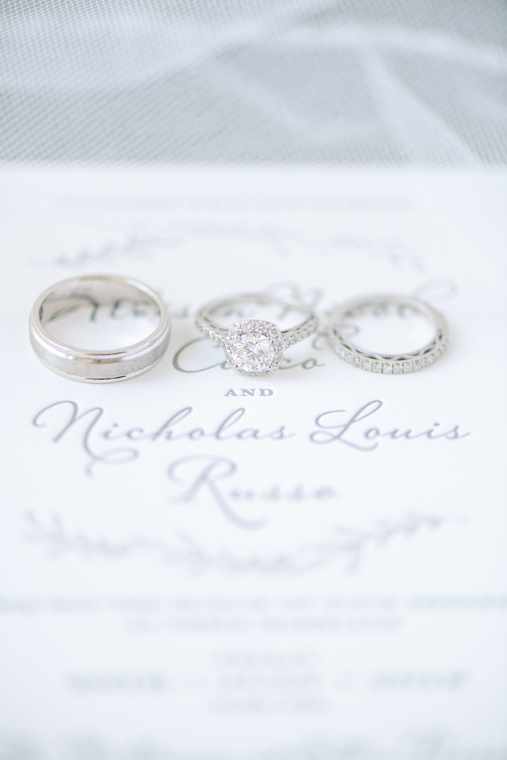 Ballroom at Ellis Preserve Wedding - Wedding Planner Cincinnati